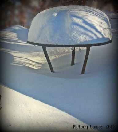 snowedintable